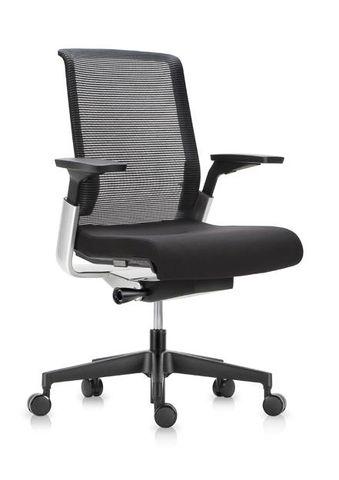 Офисное эргономичное кресло Match черная сетка