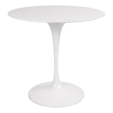 Стол Eero Saarinen Style Tulip Table Top MDF D80