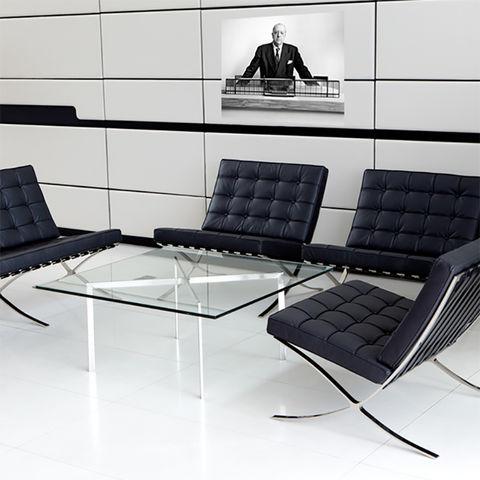 Стол журнальный Barcelona Style Coffee Table