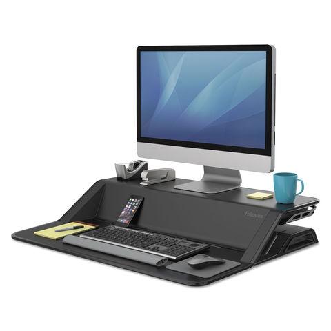 Платформа для работы сидя-стоя Fellowes Lotus Sit-Stand Workstation