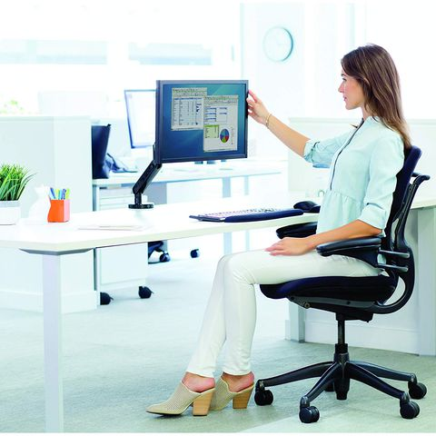 Кронштейн для одного монитора Platinum Series Single Monitor Arm