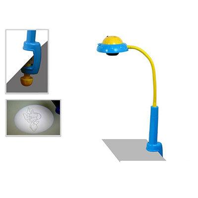 Детская лампа-проектор на батарейках