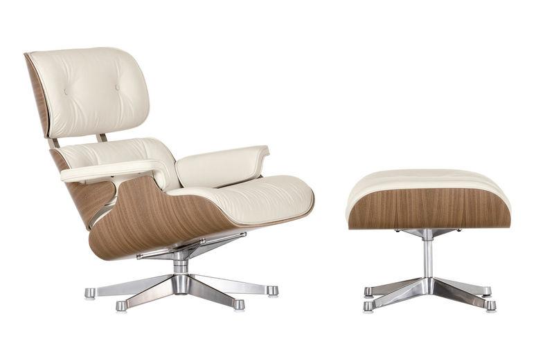 Кресло Eames Style Lounge Chair & Ottoman Black Premium U.S. Version