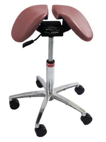 Эргономический ортопедический стул-седло Salli Chin
