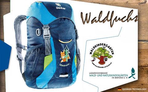 Рюкзак детский туристический Deuter Waldfuchs