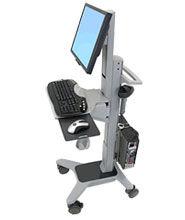 Ergotron Neo-Flex Мобильное рабочее место для монитора 24-206-214