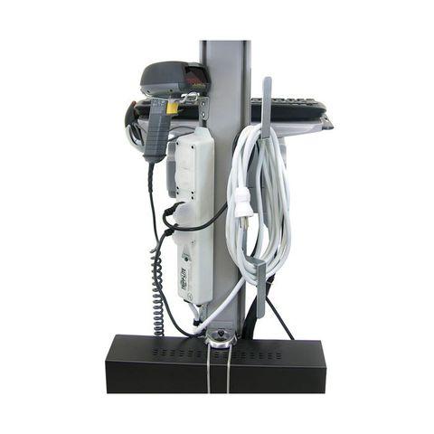 Ergotron Кронштейн для крепления сетевого фильтра и проводов питания 60-590