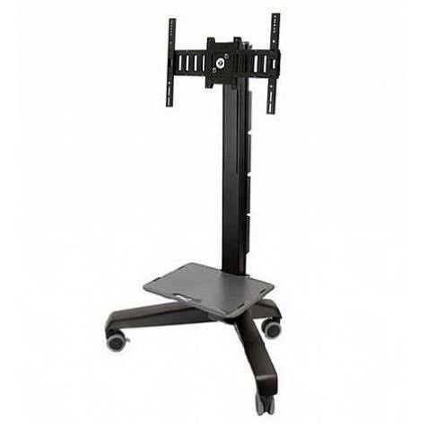 Ergotron Neo-Flex MediaCenter Мобильная стойка UHD 24-192-085