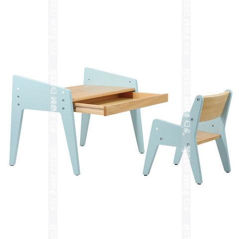 Комплект стол и стульчик FunDesk Omino