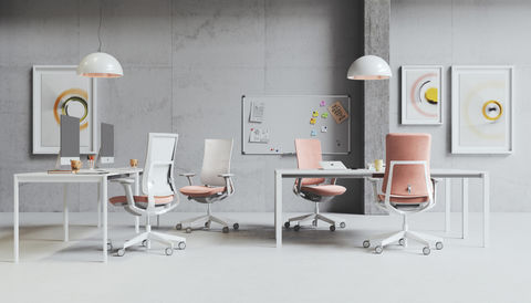 Рабочее кресло Profim Violle