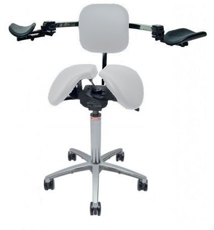 Стул седло MultiAdjuster Stretch Support Ergo Rest