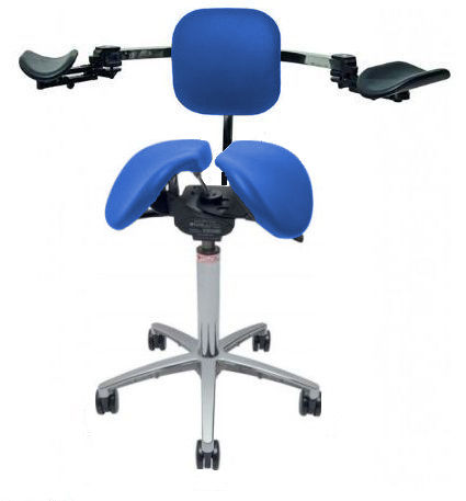 Стул-седло Salli MultiAdjuster Stretch Support + Ergo Rest