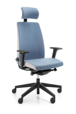 Кресло для персонала Profim Motto с подголовником