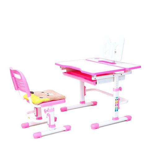 Комплект растущая парта и стул с чехлом Rifforma Comfort-07
