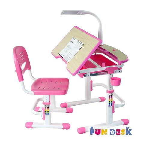 Комплект парта и стул FunDesk Sorriso