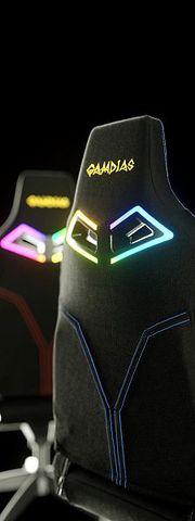 Игровое кресло Gamdias Hercules E1