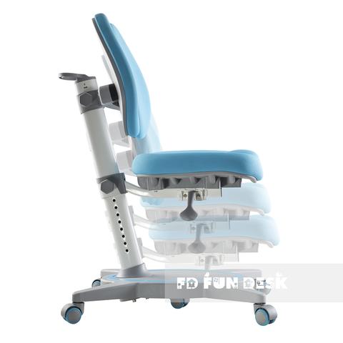 Комплект парта-трансформер FunDesk Sognare и кресло Primavera II + тумбочка SS15