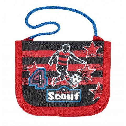 Ранец Scout Sunny EXKLUSIV с наполнением 4 предмета
