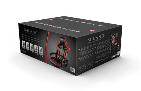 Компьютерное игровое кресло Arozzi Milano