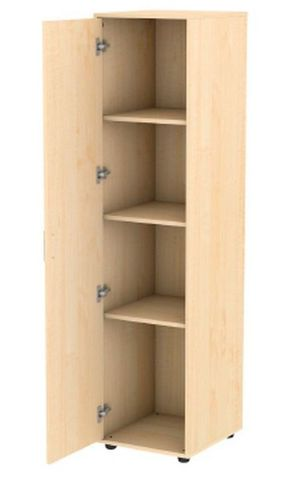 Шкаф-пенал вертикальный закрытый