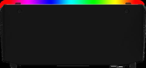 Геймерский стол ThunderX3 AD7 с RGB подсветкой