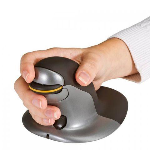 Вертикальная симметричная беспроводная компьютерная мышь Penguin®