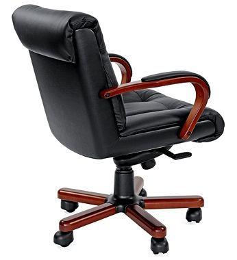 Кресло для руководителя Paris Wood B
