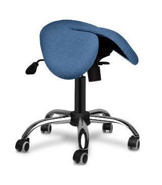Раздвоенный стул-седло Gravitonus EZDuo Home