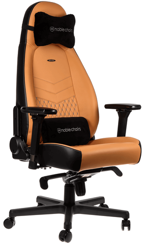 Игровое кресло Noblechairs Icon Real Leather
