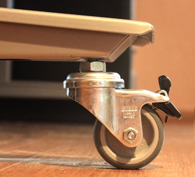 Колёсные опоры для столов Uno