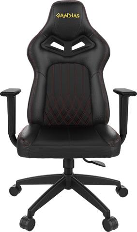 Игровое кресло Gamdias Hercules E3 с RGB-подсветкой