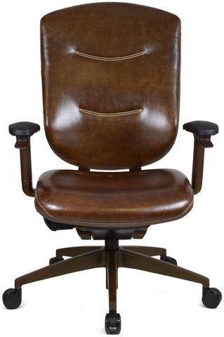 Эргономичное кожаное кресло Retro