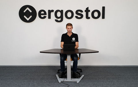 Регулируемый стол Ergostol One