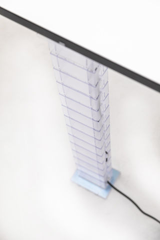 Вертикальный кабель-канал Brick
