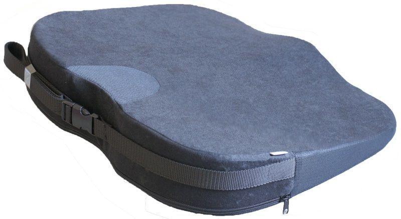 Ортопедическая подушка с откосом на сиденье Spectra Seat