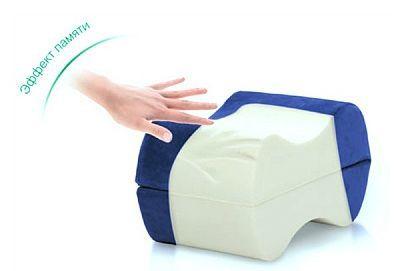 Ортопедическая подушка для уменьшения боли в суставах Orthofix