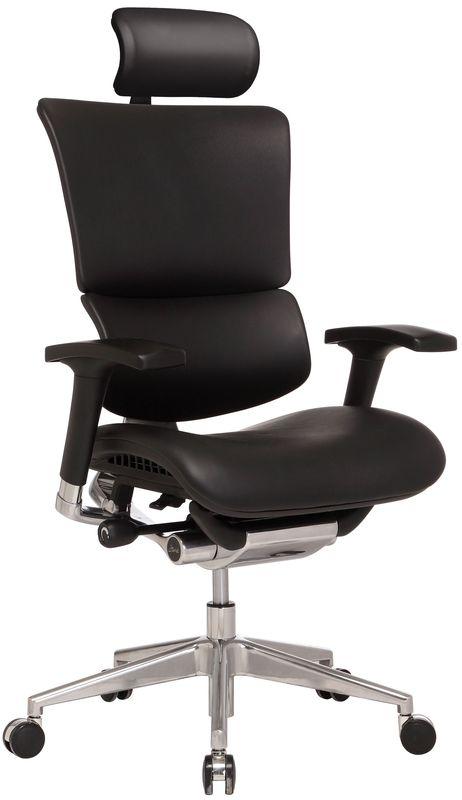 Кожаное офисное кресло Hookay SAL01