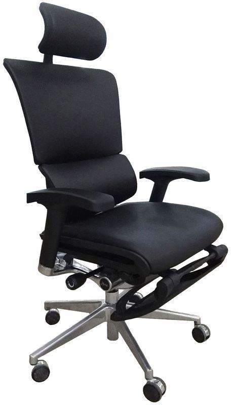 Кожаное офисное кресло Hookay RSAL01