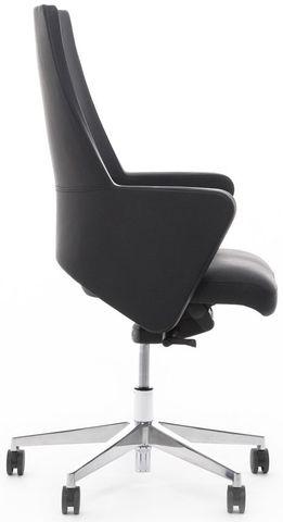 Кресло руководителя кожаное Grace