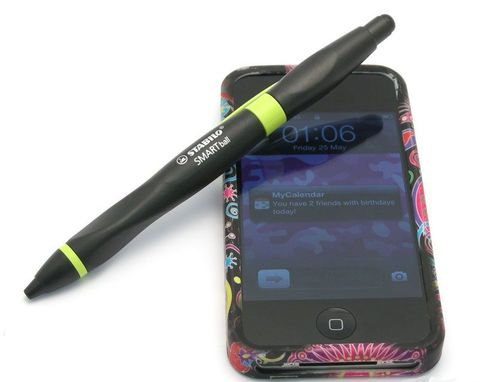 Шариковая ручка SMARTball для левши