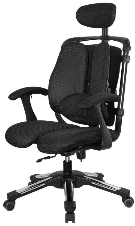 Компьютерное анатомическое кресло Nietzsche