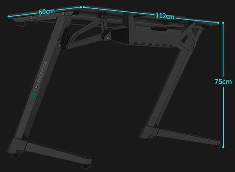 Геймерский стол ThunderX3 ED3