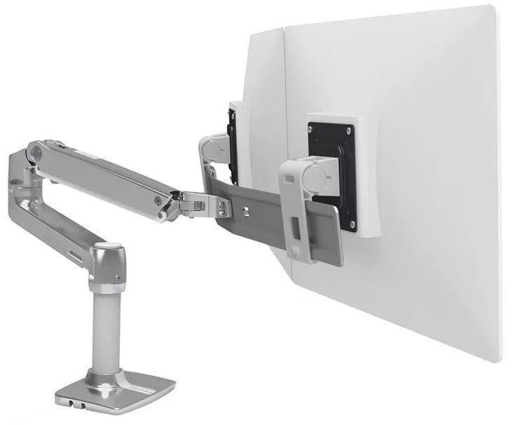 Ergotron LX настольный кронштейн для двух мониторов