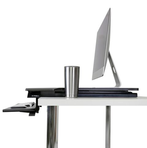 Ergotron WorkFit-TX настольная платформа (сидя-стоя) 33-467-921