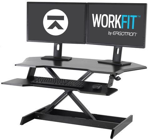Ergotron WorkFit настольная платформа (сидя-стоя) 33-468-921
