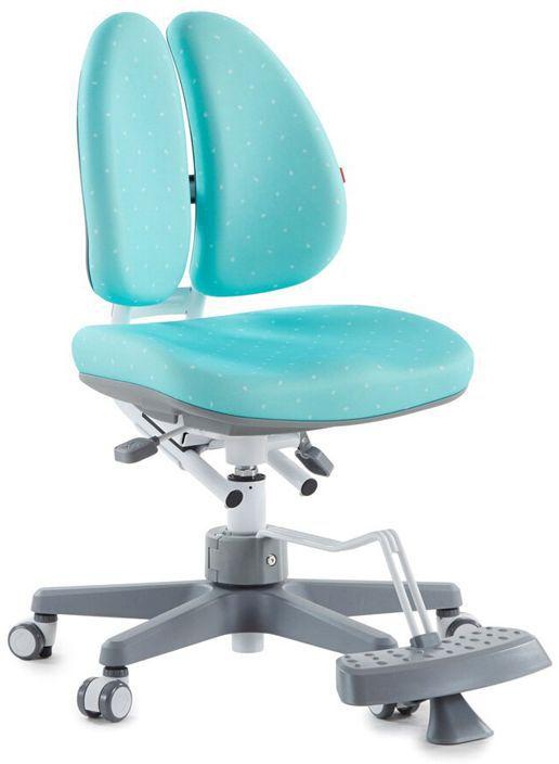 Детское кресло Duoback Chair с подставкой для ног