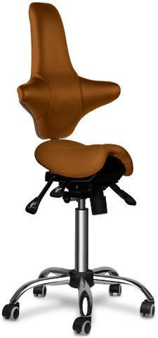 Стул-седло Gravitonus EZSolo Tiny Back