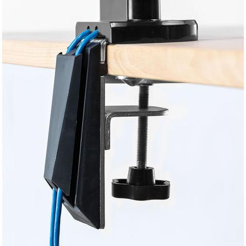 Горизонтальный кронштейн для двух мониторов Fellowes Series