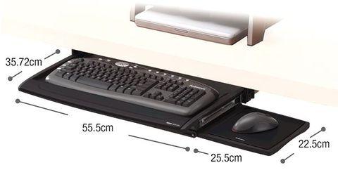 Подставка для клавиатуры и мыши Office Suite Deluxe