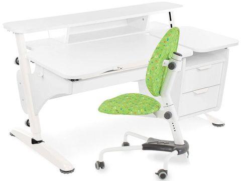 Комплект растущая парта и кресло Pondi Эрго-1